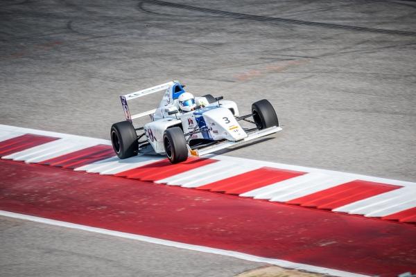 Lone Star LeMans car race-6695