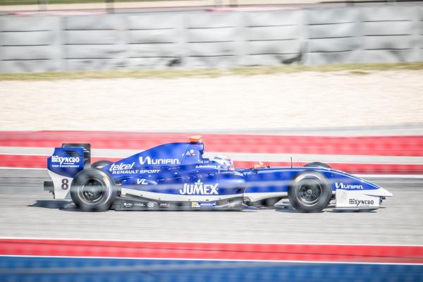 Lone Star LeMans car race-7213