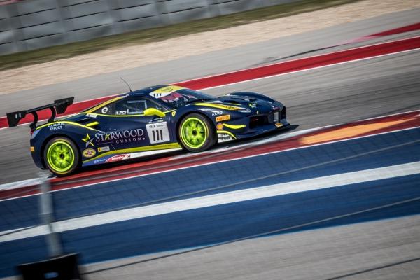 Lone Star LeMans car race-7658