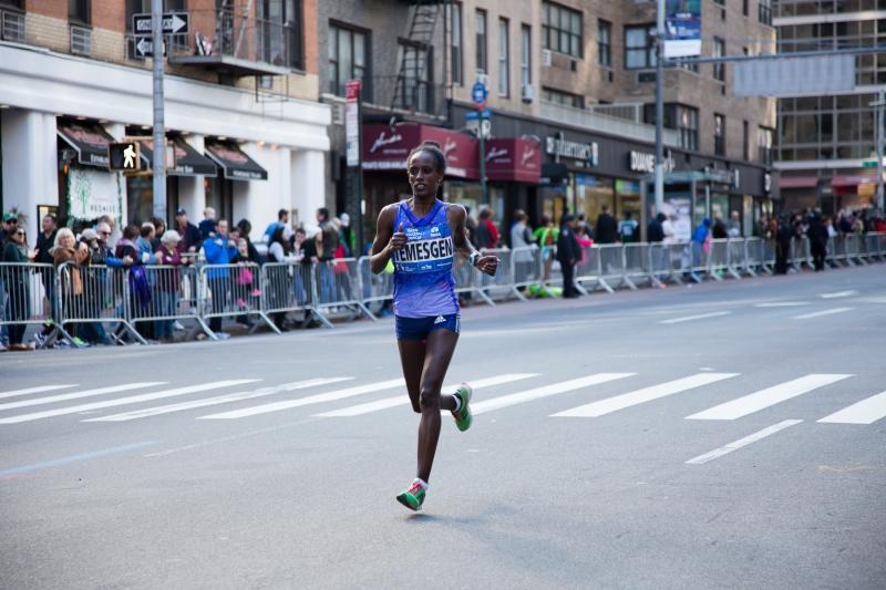NYC Marathon 2016-17